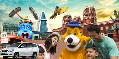 1 Day General Ramoji Film City Tour by Car