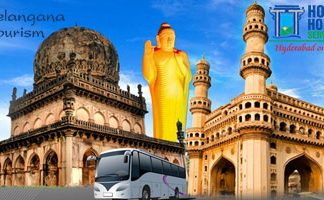 Hop-on Hop-off Hyderabad City tour by HOHO Bus, Telangana Tourism