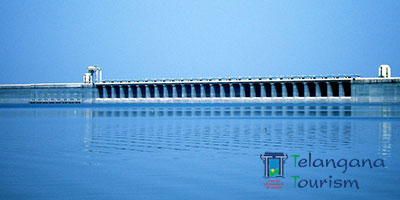 Telangana Tourism – Nagarjuna sagar Tour (Weekends)