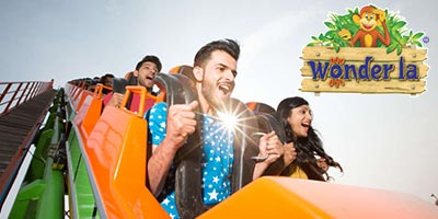 Wonderla Hyderabad Packages