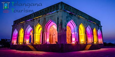 "Telangana Tourism - ""Hyderabadi Heritage Flavour"" Weekend City Tour Package"